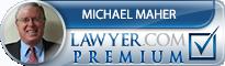 Michael Maher  Lawyer Badge
