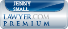 Jenny Small  Lawyer Badge