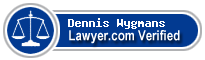 Dennis Mark Wygmans  Lawyer Badge
