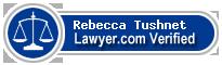 Rebecca Leah Tushnet  Lawyer Badge