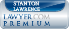 Stanton T. Lawrence  Lawyer Badge