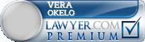 Vera Osiro Okelo  Lawyer Badge