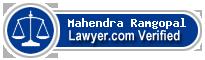 Mahendra Mohanlal Ramgopal  Lawyer Badge