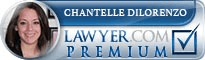 Chantelle Nicole DiLorenzo  Lawyer Badge