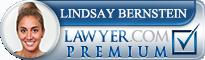 Lindsay A. Bernstein  Lawyer Badge
