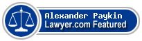 Alexander Paykin  Lawyer Badge