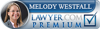 Melody D. Westfall  Lawyer Badge