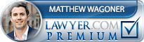 Matthew David Wagoner  Lawyer Badge