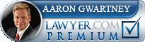 Aaron Don Gwartney  Lawyer Badge