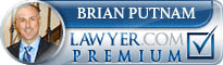 Brian Putnam  Lawyer Badge