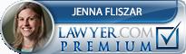 Jenna Marie Fliszar  Lawyer Badge