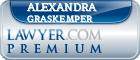 Alexandra Graskemper  Lawyer Badge