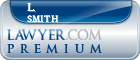 L. Cody Smith  Lawyer Badge