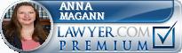 Anna Scott Magann  Lawyer Badge