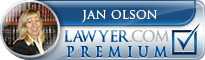 Janet C. Olson  Lawyer Badge