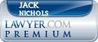 Jack J. Nichols  Lawyer Badge