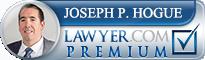 Joseph P. Hogue  Lawyer Badge