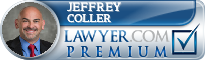 Jeff Coller  Lawyer Badge