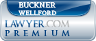 Buckner Potts Wellford  Lawyer Badge