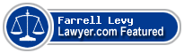 Farrell A. Levy  Lawyer Badge