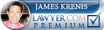 James Randall Krenis  Lawyer Badge