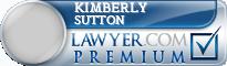 Kimberly Ogden Sutton  Lawyer Badge