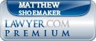 Matthew Davis Shoemaker  Lawyer Badge