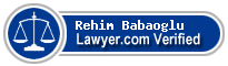 Rehim Babaoglu  Lawyer Badge