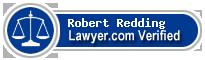 Robert Valentine Redding  Lawyer Badge
