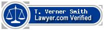 T. Verner Smith  Lawyer Badge