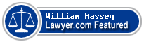William Dennis Massey  Lawyer Badge