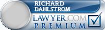 Richard C. Dahlstrom  Lawyer Badge