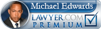Michael James Edwards  Lawyer Badge