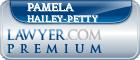 Pamela Denise Hailey-petty  Lawyer Badge