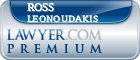 Ross Elliot Leonoudakis  Lawyer Badge