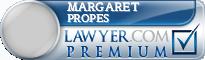 Margaret Henson Propes  Lawyer Badge