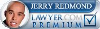 Jerry D. Redmond  Lawyer Badge