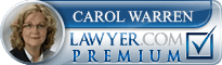 Carol Adkins Warren  Lawyer Badge