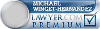 Michael Winget-hernandez  Lawyer Badge