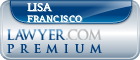 Lisa Christine Francisco  Lawyer Badge