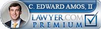 Charles Edward Amos  Lawyer Badge