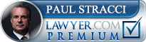 Paul Stracci  Lawyer Badge