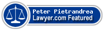 Peter Pietrandrea  Lawyer Badge