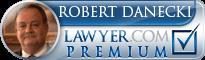 Robert R. Danecki  Lawyer Badge