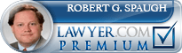 Robert G. Spaugh  Lawyer Badge