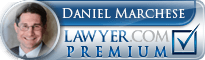 Daniel Marchese  Lawyer Badge