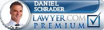 Daniel Schrader  Lawyer Badge