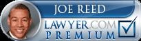 Joe Reed  Lawyer Badge