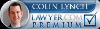 Colin M. Lynch  Lawyer Badge