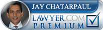 Jay Chatarpaul  Lawyer Badge